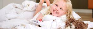 Ringsted Dun Baby - Junior dyner og puder
